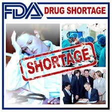 Drug Shortage