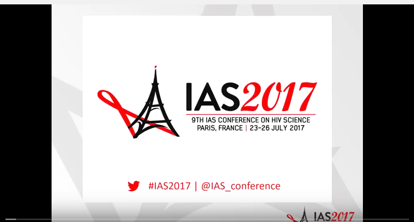 IAS 2017:Antiretroviral Therapy – ART: Season Two