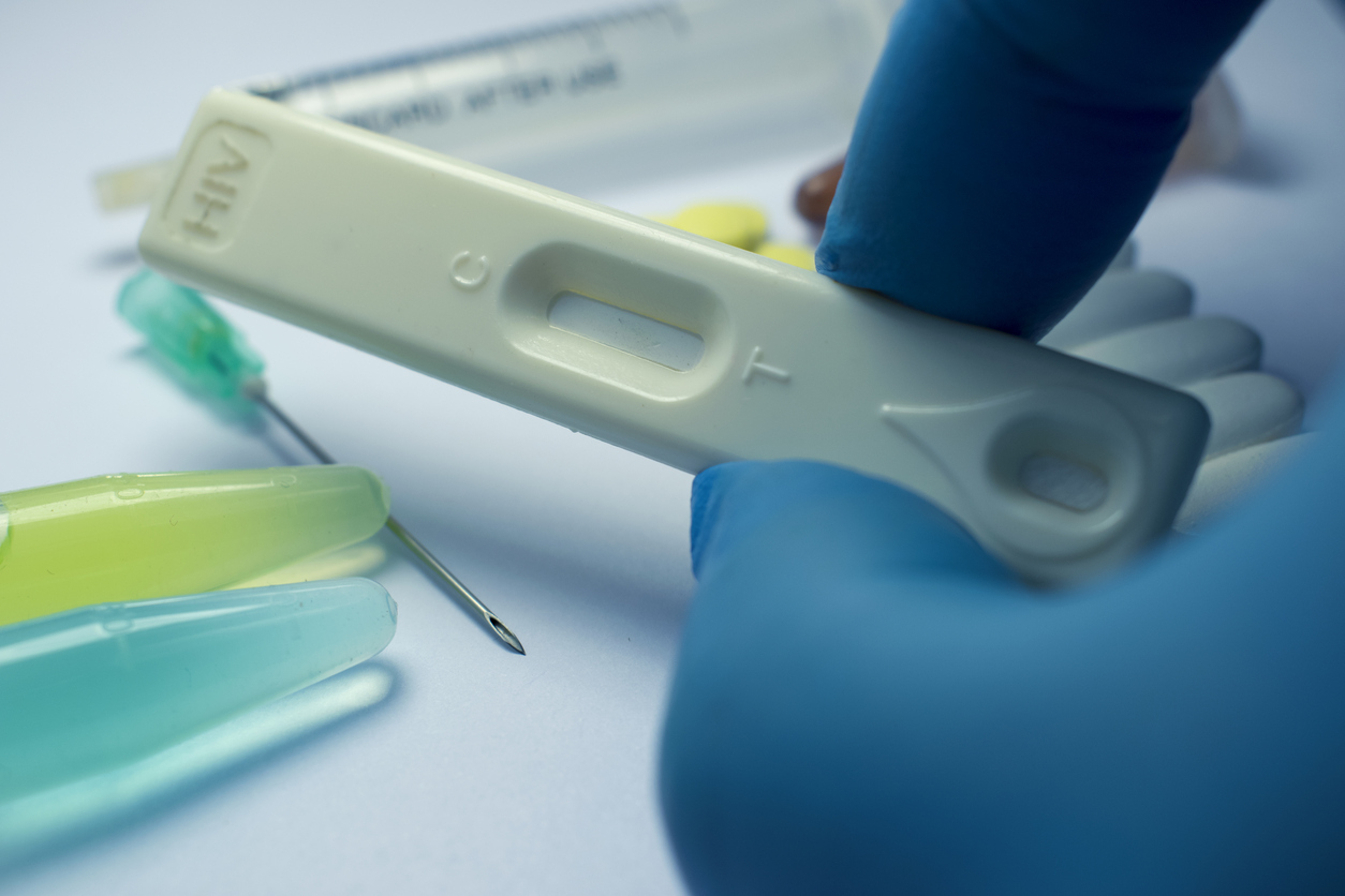 Convenience and Reliability In New HIV Test