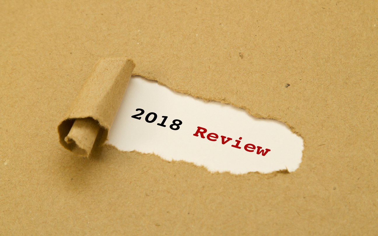 2018 In Review….What A Year