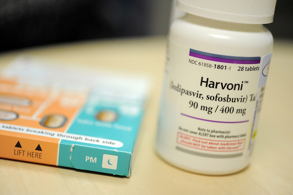Medicaid Patients In Puerto Rico Don't Get Coverage For Drugs To Cure Hepatitis C