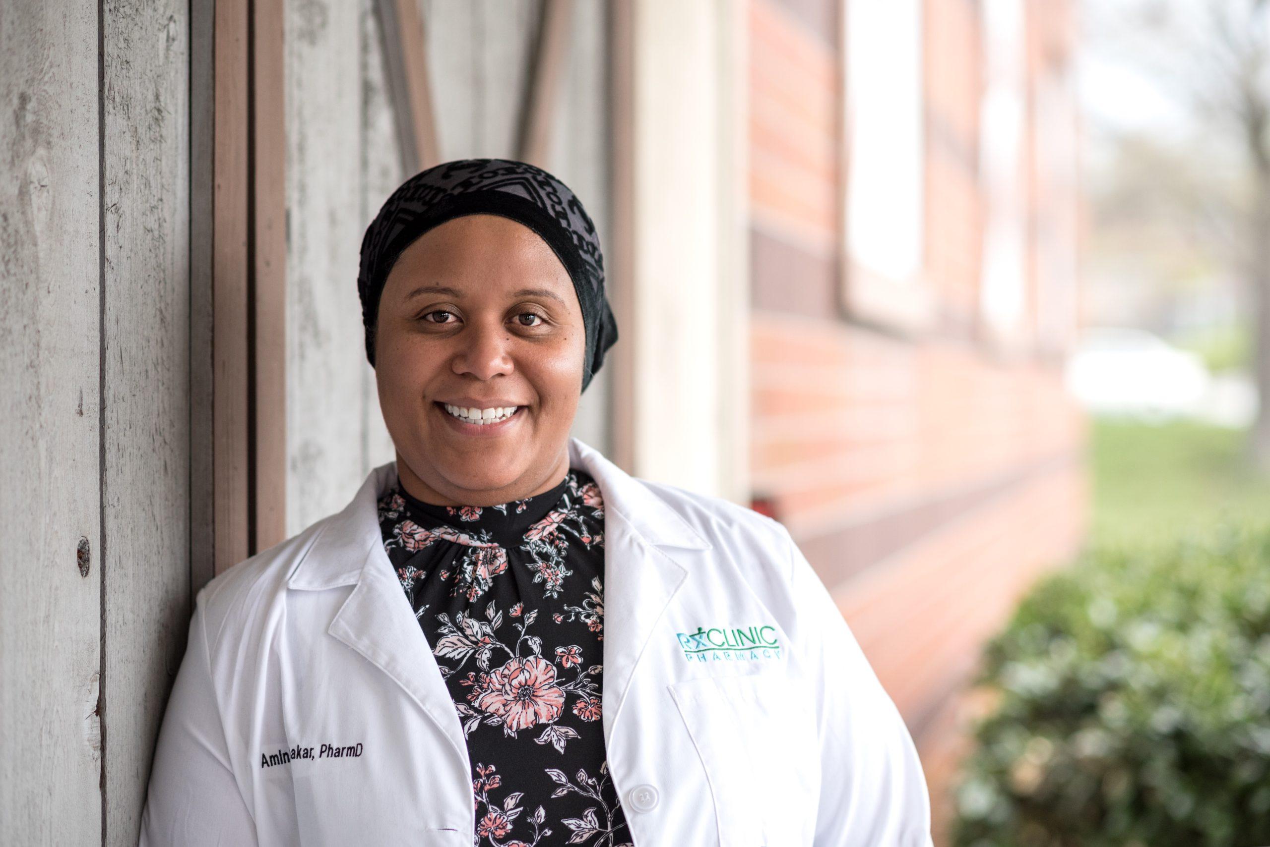 CP38: A Conversation with Dr Amina Abubakar, PharmD AAHIVP