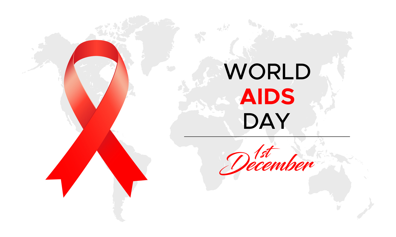 """CP57: World AIDS Day, 2020- """"Ending The HIV/AIDS Epidemic: Resilience and Impact, Laguna Beach, California"""